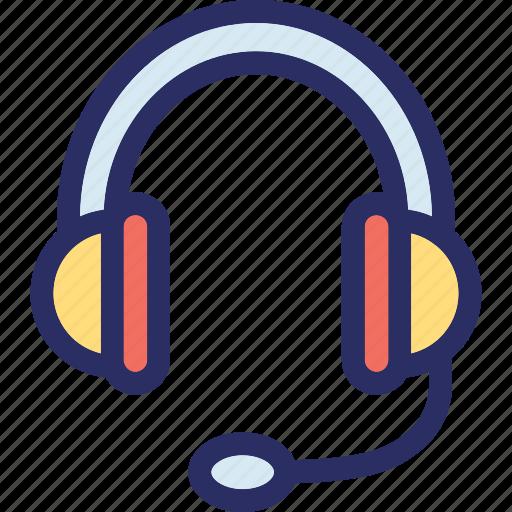 earbuds, earphones, headphone, headset icon