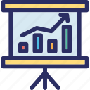 analysis, business, chart, graph, statistics icon