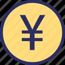 currency symbol, finance, japan currency, japanese yen, yen icon