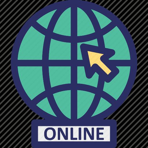 around the world, digital marketing, earth, international, worldwide icon