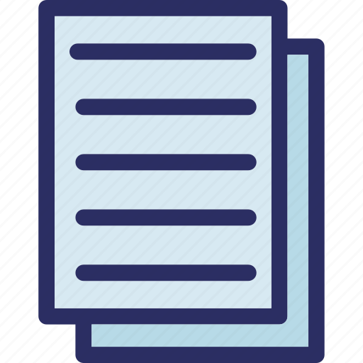 align justify, center justification, document, text alignment, text lines icon