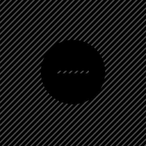 interface, remove, user icon