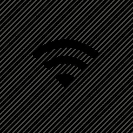interface, user, wifi icon