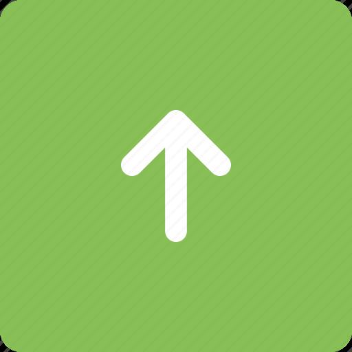 arrow, arrow key, direction, up icon