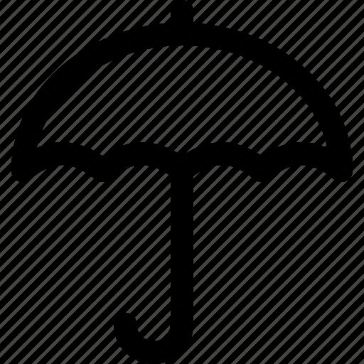 interface, protection, safety, ui, umbrella, ux icon