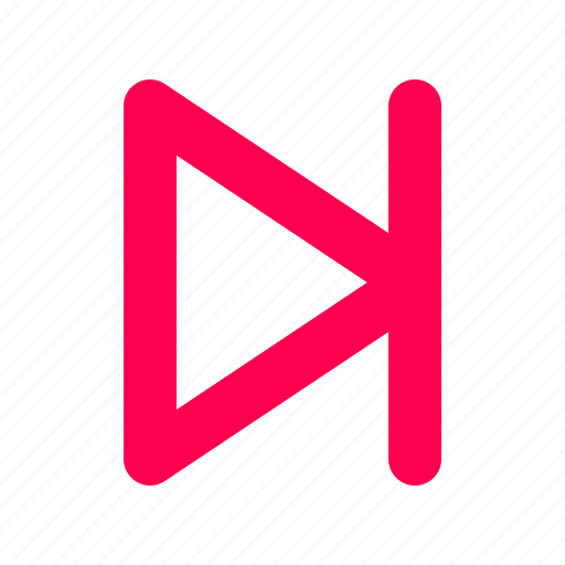 interface, next, track, user icon