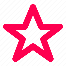 favorite, interface, star, user icon