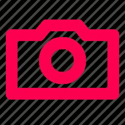 camera, interface, photo, user icon