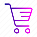 add, cart, insert, item, shopping icon