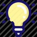 bulb, creative, energy, idea, lamp, light, power