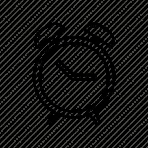 alarm, reminder, wake icon