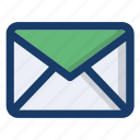 file, letter, mail, post, send icon