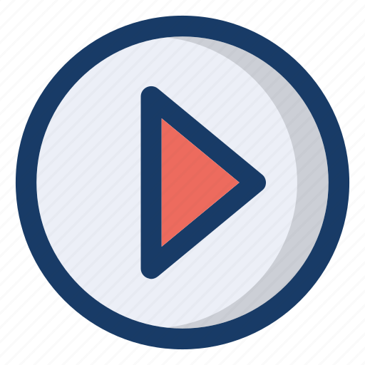music, pause, play, settings, video icon