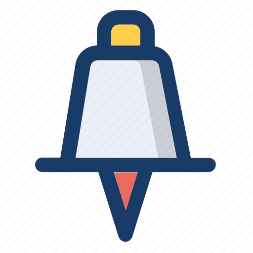 attach, pin, point, tool, ui icon