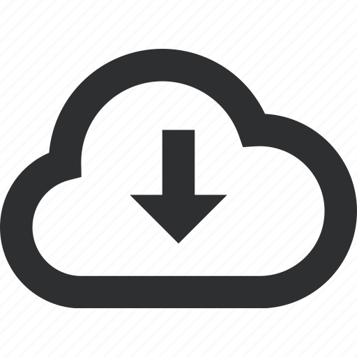 cloud, data, download, upload icon
