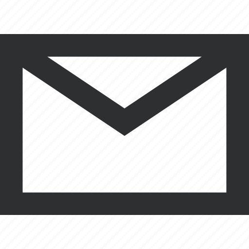 email, inbox, mail, message, notification icon