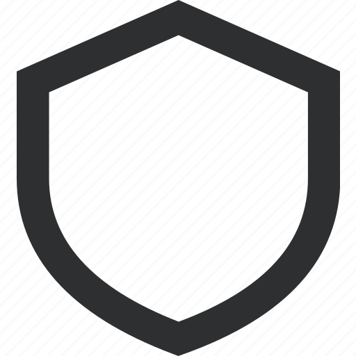 safe, secure, security, shield icon