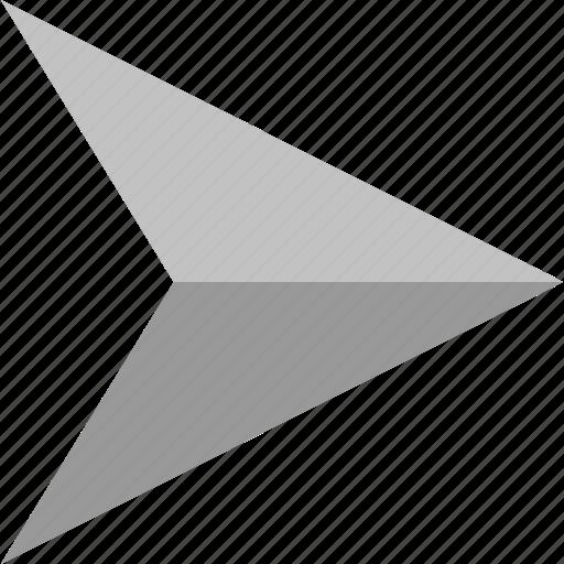 arrow, interface design, pointer, right arrow icon