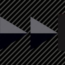 fast, fast forward, forward, interface design icon