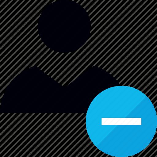 line, negative, neutral, user icon