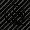 camera, film, roll, video icon icon