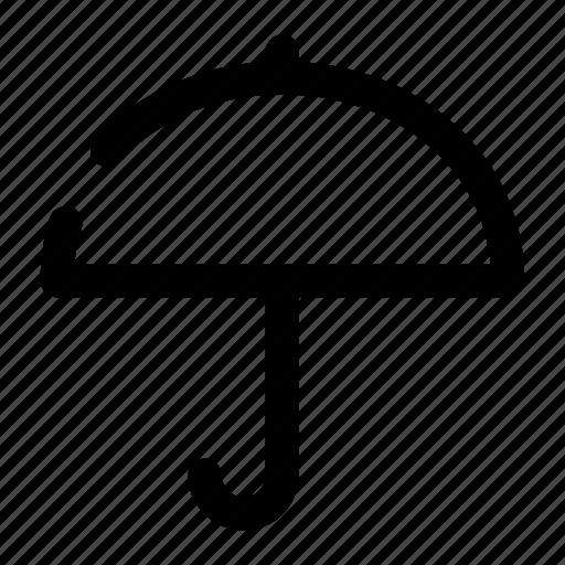 insurance, protection, rain, security, umbrella, weather icon