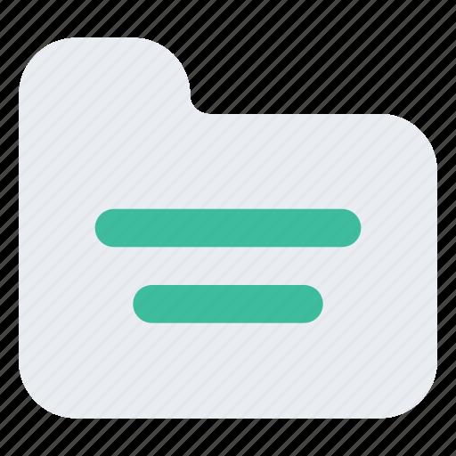 archieve, documentation, folder icon