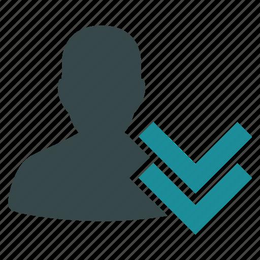 account, arrow, bottom, move down, reduce, shift, user icon