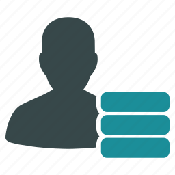 bigdata, computing, data, database, db, rack, repository icon