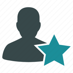 award, favorite, gold star, quality, rating, trophy, user icon