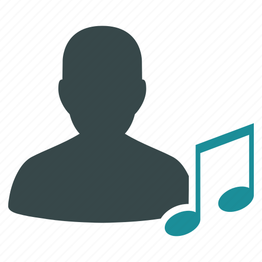 music, musical notes, play, player, singer, song, sound icon