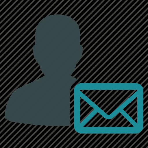 email, envelope, letter, mail, message, newsletter, reader icon
