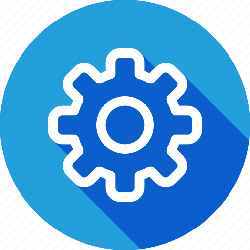 Gear, interface, preferences, setting, ui, user icon - Download on Iconfinder