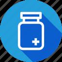bottle, hospital, medical, medicine, plus, tfreatment