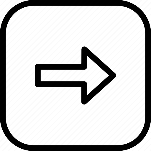 Arrow, direction, forward, next, right, way icon - Download on Iconfinder