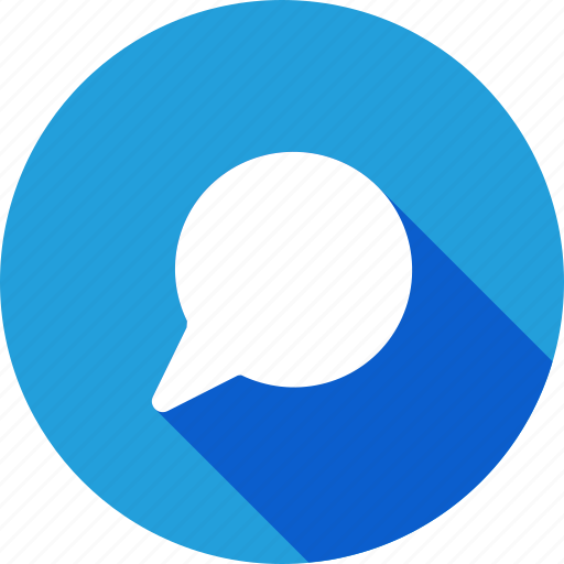 bubble, chat, message, notification, talk icon