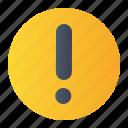 denied, info, no, notice, remind, way icon