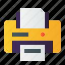 copy, ink, interface, paper, print, printer, ui