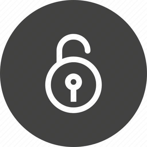 protect, theft, unlock, unsafe, unsecure icon