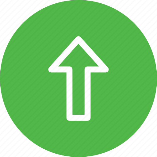 Arrow, direction, up, upload, way icon - Download on Iconfinder