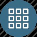 application, artboard, grid, layer, menu