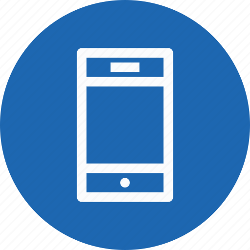 Cell, device, mobile, phone icon - Download on Iconfinder