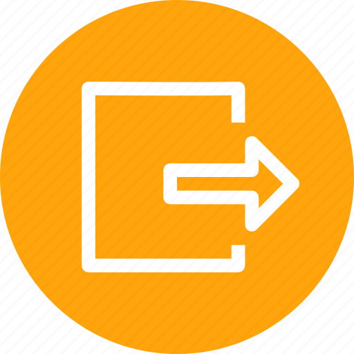 Arrow, box, document, export, file, import, share icon - Download on Iconfinder