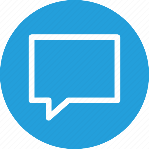 Chat, chatting, message, notification, talk, text icon - Download on Iconfinder