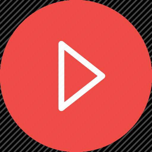forward, music, next, play, replay icon