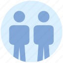 circle, group, male, people, person, team, users
