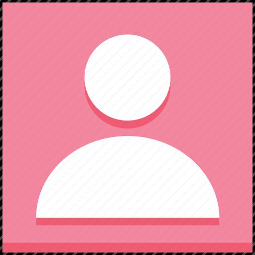 avatar, male, people, person, profile, square, user icon