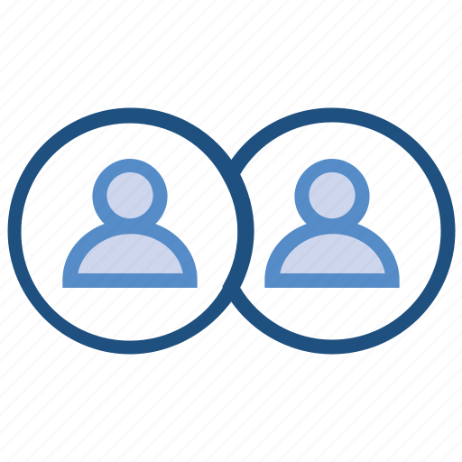 connection, people, person, sharing, teamwork, users icon