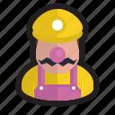 cap, game, mario, moustache, nintendo, plumber, wario icon