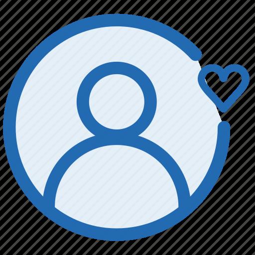 like, like user, love, love user, user, users love icon